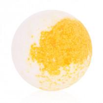 Apricot bath bubble-ball